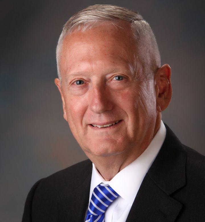 Gen. James Mattis (Ret.)